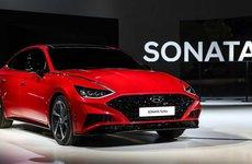 Hyundai Sonata thế hệ mới ra mắt đẹp hơn, mạnh hơn