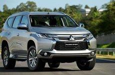 Vay mua xe Mitsubishi Pajero Sport trả góp chỉ với 150 triệu đồng