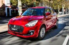 Suzuki Swift dẫn đầu tiêu chí lựa chọn xe đô thị