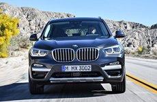 Lãi suất vay mua xe BMW X3 trả góp mới nhất 2019