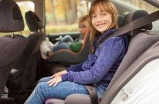 Những nguyên tắc cần nhớ khi trên xe ô tô có trẻ nhỏ