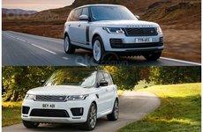 So sánh nhanh Range Rover và Range Rover Sport 2019: Anh em đại chiến