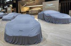 Aston Martin Valen đăng ký nhãn hiệu tên cho xe mới