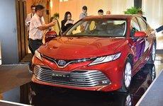 Ấn định ngày ra mắt Toyota Camry 2019 tại Việt Nam, giá đắt nhất phân khúc