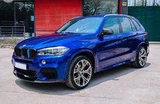 BMW X5 của dân chơi Bạc Liêu 'lột xác' với độ gói M-Sport chính hãng