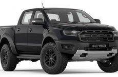 Ford Ranger Raptor ra mắt thêm màu sơn mới