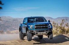 Ford F-150 Raptor 'yêu lại từ đầu' với động cơ V8