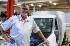 Úc xuất xưởng chiếc xe điện đầu tiên