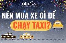 Top 8 xe lí tưởng để mua chạy taxi