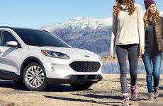 Ford Escape 2020 lộ diện với ngoại hình bắt chước Ford Focus
