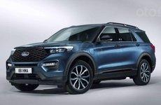 Ford Explorer 2020 PHEV ra mắt, mạnh hơn cả Explorer ST