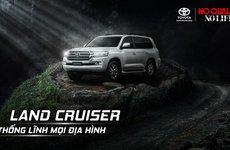 Toyota Land Cruiser 2019 chính thức ra mắt tại Việt Nam, giá chạm mốc 4 tỷ?
