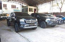 Bộ đôi Mercedes-Benz X-Class đầu tiên chuẩn bị về Việt Nam dành cho các tay chơi?