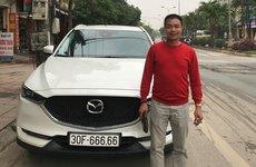 Mazda CX-5 biển ngũ quý 6 tăng giá lên 3 tỷ đồng sau 2 ngày rao bán