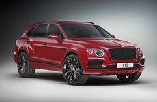 Bentley Bentayga V8 thêm phần 'sang chảnh' với gói nâng cấp Design Series