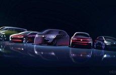 Volkswagen I.D. Roomzz Concept nhá hàng thiết kế 'rực lửa'
