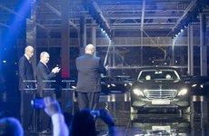 Mercedes-Benz khánh thành nhà máy đầu tiên ở Nga trước sự chứng kiến của ông Putin
