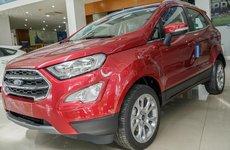 Đại lý chào bán Ford EcoSport với giá 'hời', khách bỏ túi 40 triệu nếu mua xe ngay