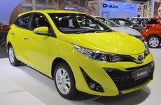 Giá phụ tùng chính hãng của Toyota Yaris