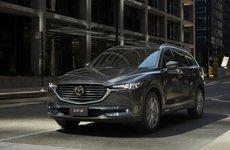 Mazda CX-8 2019 sẽ về Việt Nam vào tháng 6 tới?