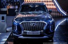 [MIAS 2019] Hyundai Palisade 2019 ra mắt Philippines với giá hơn 1,4 tỷ đồng