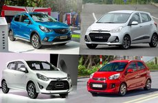 Xe ô tô giá rẻ nhất Việt Nam 2019