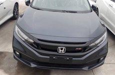 Honda Civic 2019 'bằng xương bằng thịt' tại Việt Nam