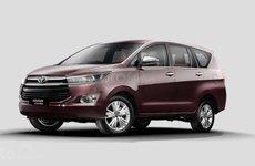 Toyota Innova Crysta 2019 diesel ra mắt tại Ấn Độ với giá 500 triệu đồng