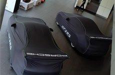 Bộ đôi Porsche 911 gần 40 tỷ được bàn giao cho đại gia đất Sài Thành