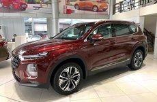 Lộ diện bảng phụ kiện giá chát của Hyundai Santa Fe 2019 bản cao cấp mới ra mắt
