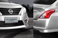 Nissan Sunny N-Sport bản đặc biệt ra mắt Philippines