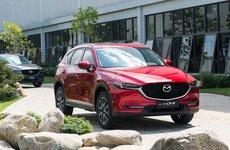 Tháng 4/2019, Thaco giảm giá xe Mazda 3, Mazda 6, CX-5 lên đến 40 triệu đồng