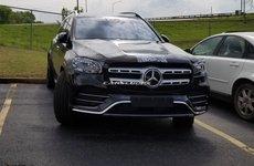 Đây chính là Mercedes-Benz GLS 2020 không ngụy trang