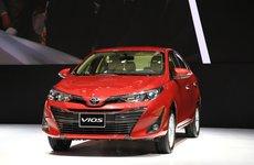 Toyota Vios trở lại trong tháng 3, chiếm luôn ngôi đầu thị trường quý I/2019