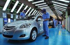 Toyota vượt mặt Thaco về thị phần xe du lịch trong tháng 3/2019