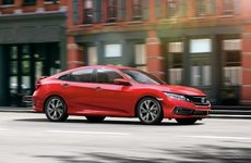 Chính thức công bố giá bán Honda Civic 2019, cao nhất 934 triệu đồng