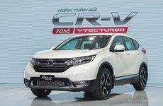 Honda CR-V chiếm 1/2 doanh số của cả hãng trong tháng 3/2019