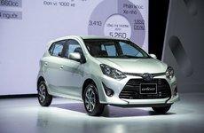 Toyota Wigo bất ngờ vươn lên mạnh mẽ trong phân khúc hạng A tháng 3/2019