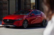 Mazda 3 2019 có thể sử dụng động cơ tăng áp mới 250 mã lực