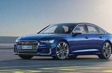 Audi S6 2020 trình làng, loại bỏ động cơ V8