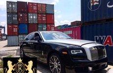 Rolls-Royce Ghost 2019 đầu tiên về Việt Nam, thay đổi nhẹ về thiết kế
