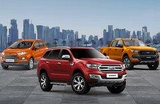 Ranger và Ecosport gặp khó, Ford đang tụt dốc tại Việt Nam?