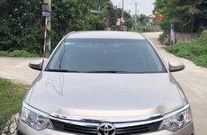 Thêm Toyota Camry biển ngũ quý 2 tại Hà Tĩnh