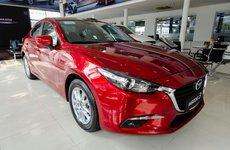 Mazda 3 1.5L sedan bổ sung thêm tiện ích mới