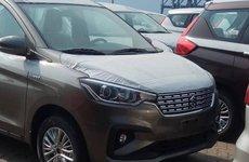 Cận cảnh Suzuki Ertiga 2019 nhập khẩu nguyên chiếc từ Indonesia tại cảng Việt Nam