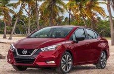 [New York 2019] Nissan Sunny 2020 (Versa) thế hệ mới bất ngờ 'hiện hình' trước triển lãm ô tô New York