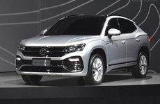 [Thượng Hải 2019] Volkswagen SUV Coupe Concept tung ảnh chính thức