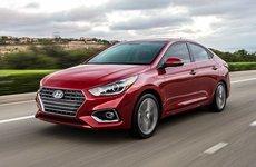 Top 5 mẫu sedan 'vô địch rẻ' đầu năm 2019