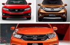 Honda bổ sung nhiều mẫu xe, quyết đấu tại thị trường Việt Nam trong năm 2019