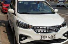 Suzuki Ertiga 2019 xuất hiện trên đường phố Việt Nam